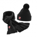 Earlsdon RFC Hat & Scarf Set