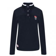 England Ladies Funnel Neck Sweater
